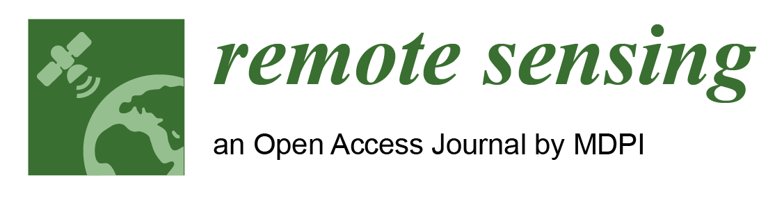 remote sensing - an open access journal by mdpi